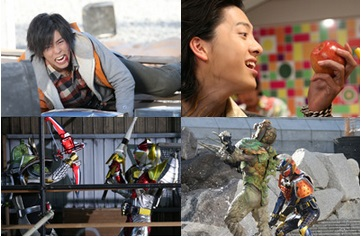 Next Week On Kamen Rider Gaim Episode 14