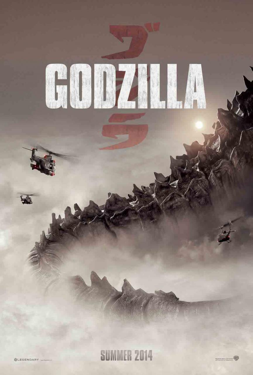 New Trailer for Legendary's Godzilla