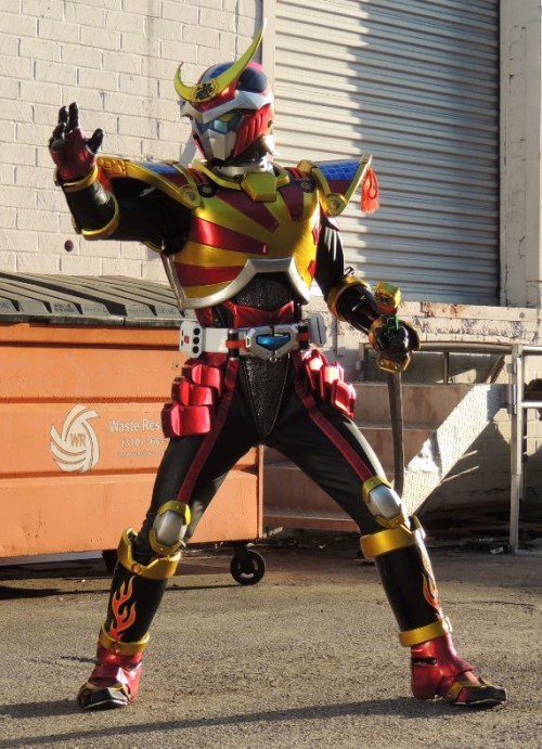 "Los Angeles-based Tokusatsu Movie ""Fujiyama Ichiban: The Movie"" Begins Filming"