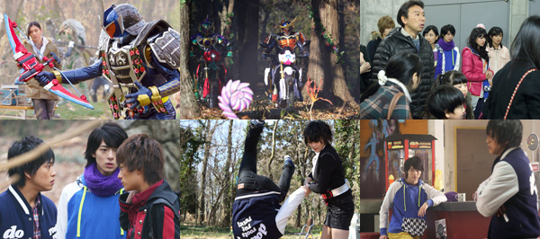 Next Week on Kamen Rider Gaim Episode 22