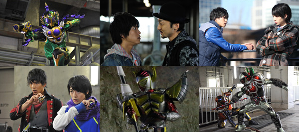 Next Week on Kamen Rider Gaim Episode 21