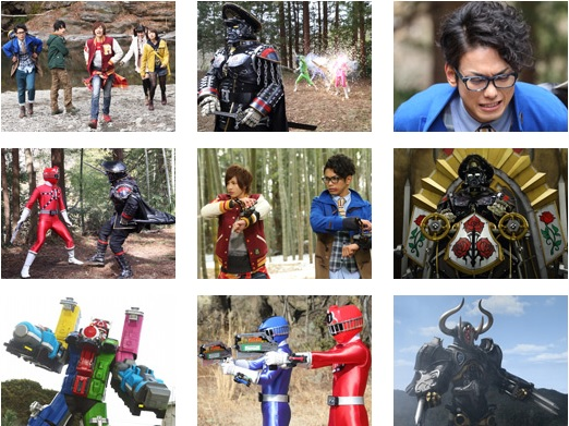 Next Week on Ressha Sentai ToQger Station 6