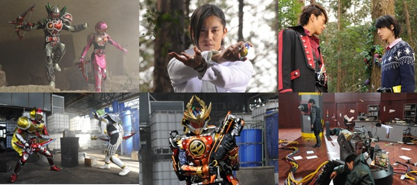 Next Week On Kamen Rider Gaim: Episode 28