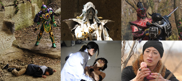 Next Week on Kamen Rider Gaim: Episode 27