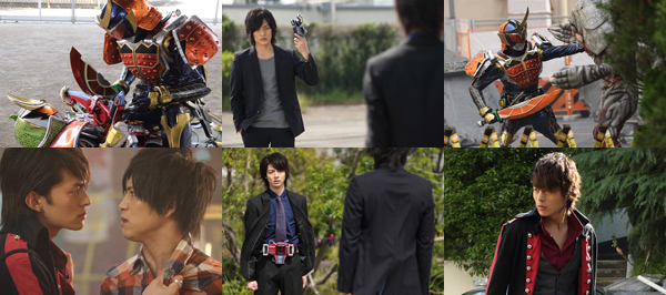 Next Week on Kamen Rider Gaim: Episode 36