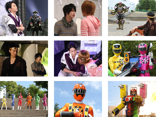 Next Week on Ressha Sentai ToQger: Station 18