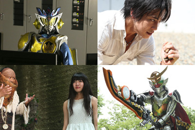 Next Week on Kamen Rider Gaim: Episode 40