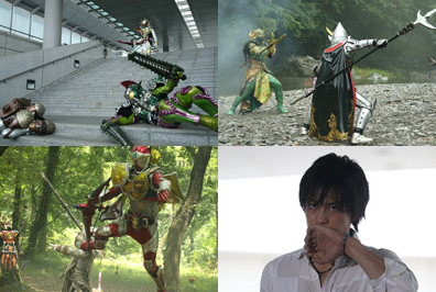 Next Week on Kamen Rider Gaim: Episode 41