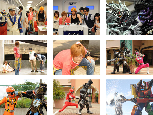 Next Week on Ressha Sentai ToQger: Station 24