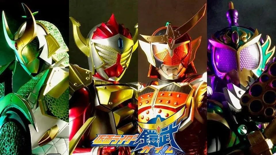 Kamen Rider Gaim Wraps Up Filming