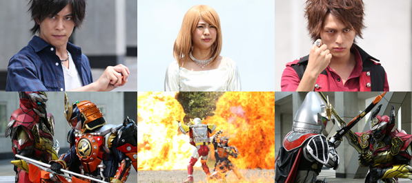 Next Time On Kamen Rider Gaim: Episode 46