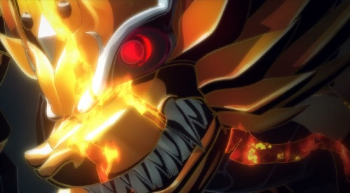 Garo: The Carved Seal of Flames Anime Third Trailer Online