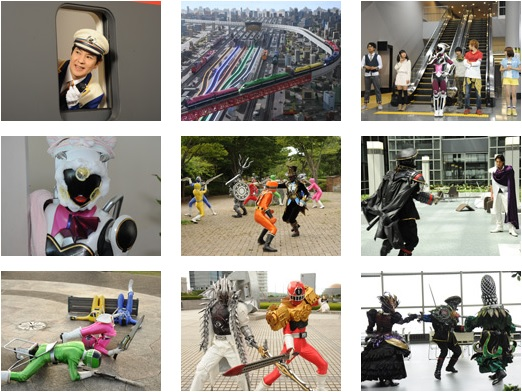 Next Time on Ressha Sentai ToQger: Station 31