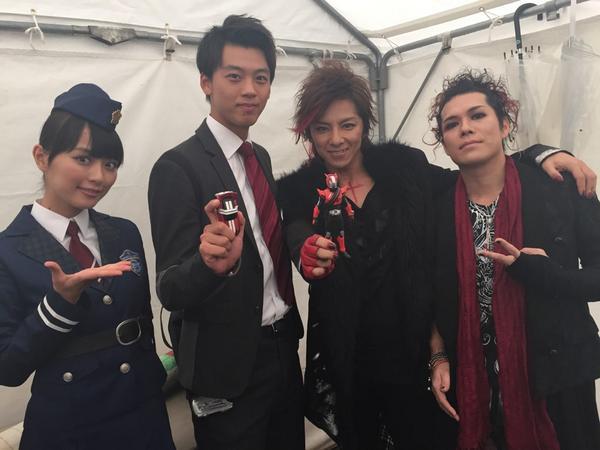 Kamen Rider Gaim Cast Kamen Rider Drive x Gaim Movie