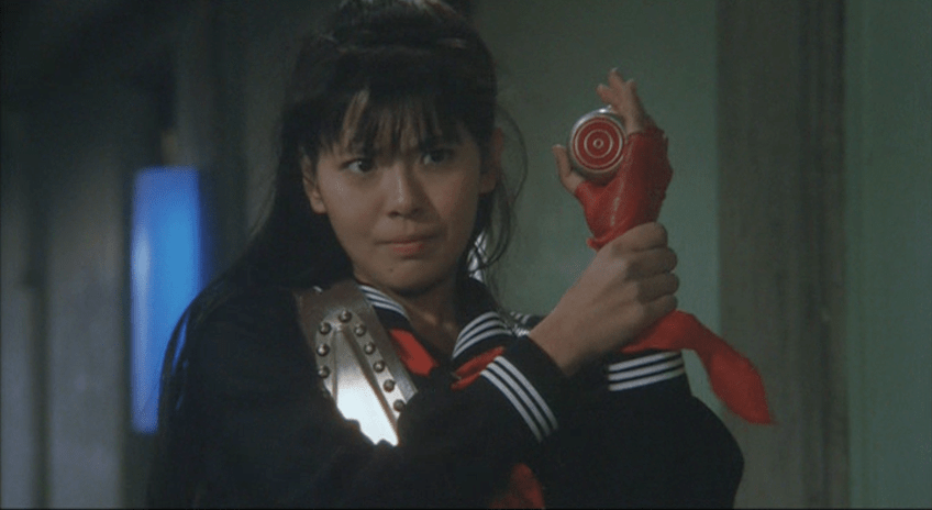 TokuNet Film Club – Sukeban Deka: The Movie