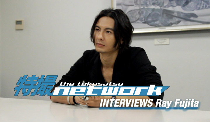 VIDEO: The Tokusatsu Network Interviews ZERO Actor Ray Fujita