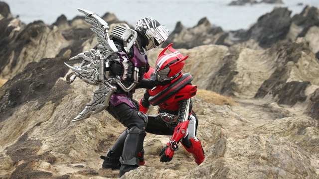 Next Time on Kamen Rider Drive: Episode 15