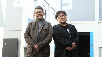 Hideaki Anno and Shinji Higuchi to Direct Toho's New Godzilla