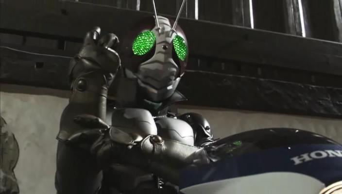 TokuNet Film Club: Kamen Rider: The Next