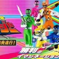 TokuNet Podcast #05 - Ressha Sentai ToQger