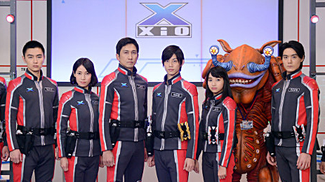 Ultraman X Uniform Available for Pre-Order
