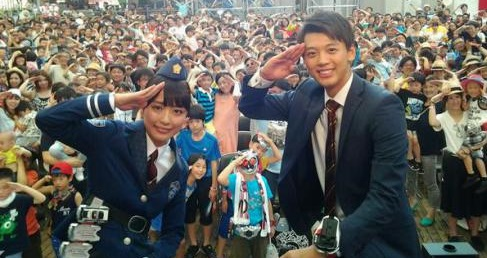 This Week in Toku Actor Blogs [8/3 to 8/10]