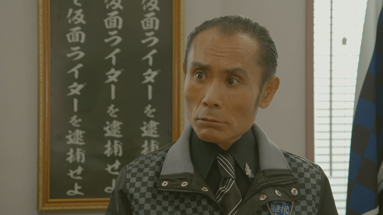 Tsurutaro Kataoka to Become Oldest Kamen Rider