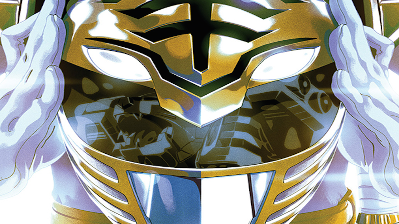 "Boom! Studios ""Mighty Morphin Power Rangers"" Comic to Begin in January"