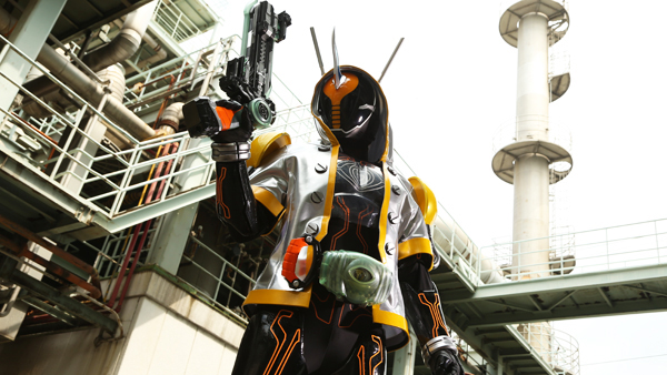 Next Time on Kamen Rider Ghost: Episode 2