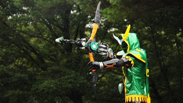 Next Time on Kamen Rider Ghost: Episode 3
