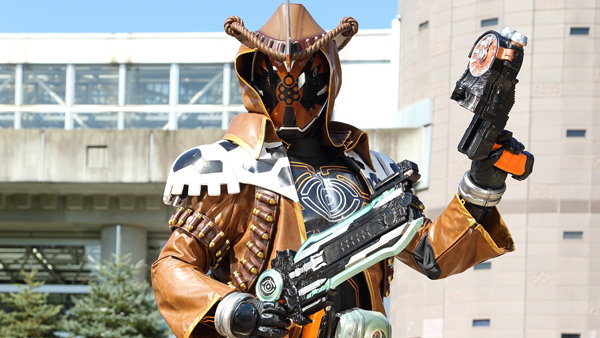 Next Time on Kamen Rider Ghost: Episode 7