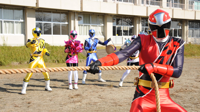 Next Time on Shuriken Sentai Ninninger: Shinobi 41