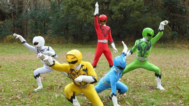 Dobutsu Sentai Zyuohger Cast and Crew Revealed