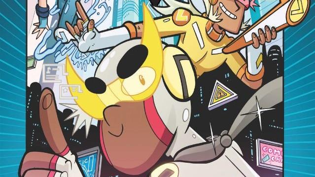 TokuNet Comics Corner: Hyper Force Neo