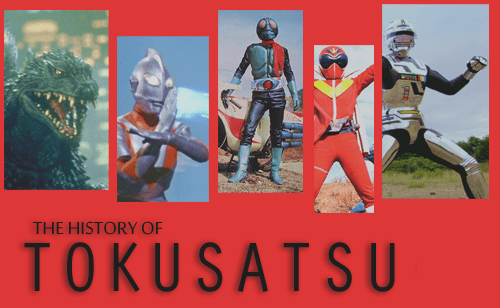 History of Tokusatsu Part 5: Showa Kamen Rider Part 1