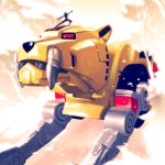 Yellow Ranger Zord - Variant Cover