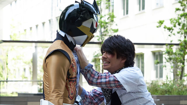 Next Time on Dobutsu Sentai Zyuohger: Episode 19