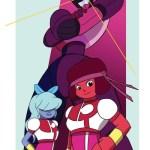Steven Universe / Garnet - for Titan Con