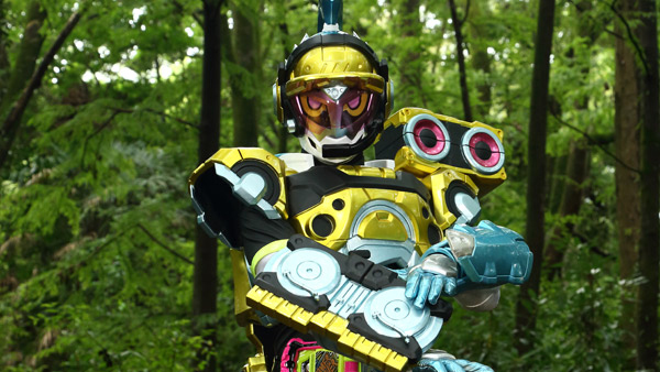 Next Time on Kamen Rider Ex-Aid: Episode 6