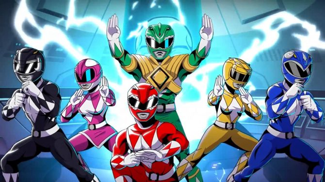 First MMPR: Mega Battle Game Trailer Released