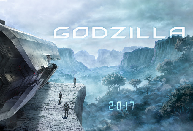 Gen Urobuchi's Godzilla Animated Film Reveals 6 Main Cast Members and Concept Art
