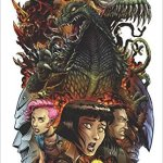 Godzilla: Complete Rulers of Earth Vol. 1 Cover
