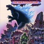 Godzilla: Half Century War cover