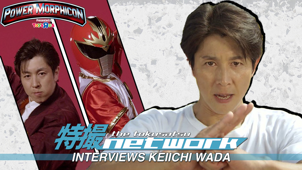 VIDEO: Interview with Dairanger's Keiichi Wada (Ryo/Ryuuranger) at Power Morphicon 2016