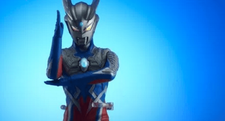 Premium Bandai Lists Ultraman Zero (Ultra New Generation) Emission Version Figure