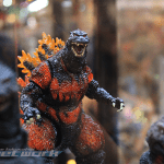 Tamashii Nations SH MonsterArts from Bluefin Dist.