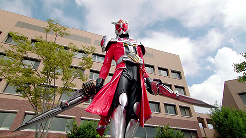TV JAPAN to Air Kamen Rider Wizard