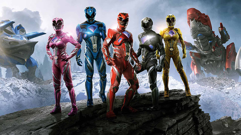 Power Rangers Blu-Ray Release Date Confirmed