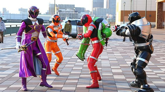 Next Time on Uchu Sentai Kyuranger: Episode 13