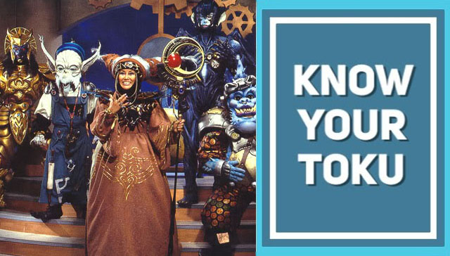 VIDEO: Know Your Toku: Zyuranger's Bandora Gang